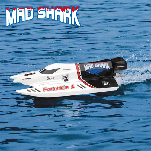 MAD SHARK BRUSHLESS RTR 2.4