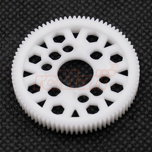 COMPETITION DELRIN SPUR GEAR 48P 84T FOR 1/10 ROAD