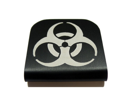 Biohazard Hat Clip