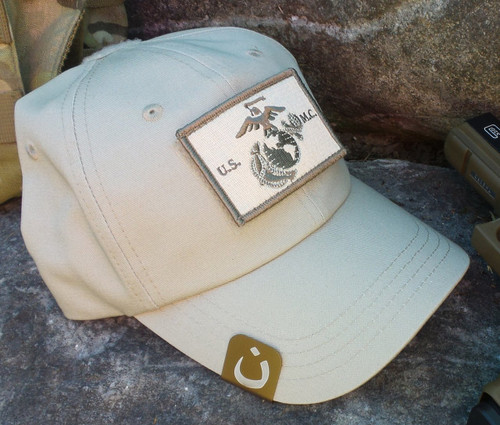 Tactical Patch Hats - Tan