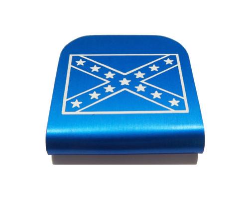 Confederate Flag Hat Clip