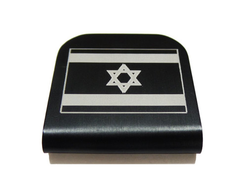 Israeli Flag Hat Clip
