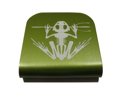 Frogman Navy Seal Hat Clip