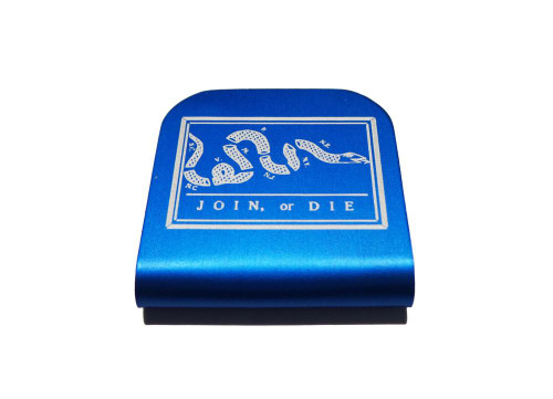 Join or Die Hat Clip