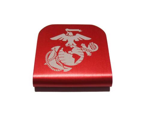 USMC EGA Hat Clip