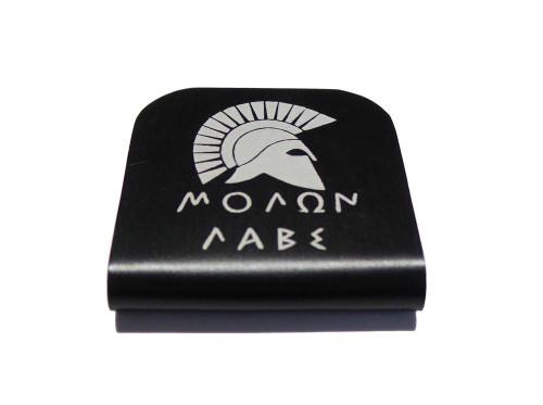 Molon Labe Spartan Hat Clip