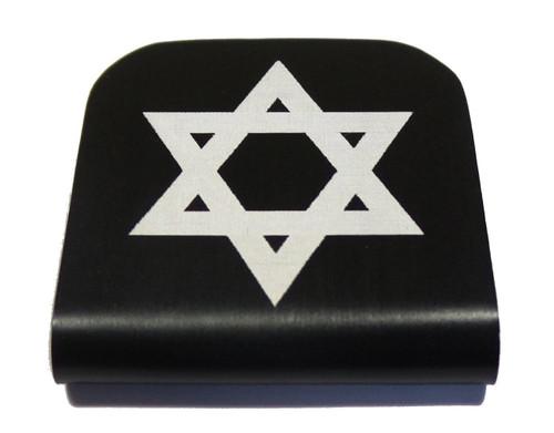 Star of David Hat Clip