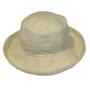 Natural Cotton - Wide Brim - The Noosa Hat