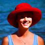 Berry Cotton - Wide Brim - The Noosa Hat