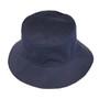Bucket Hat | Hot Pink & Navy | Cotton