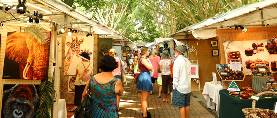 The Eumundi Market - all you need to know