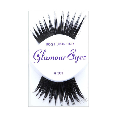 301 EYELASH - single, 1/2 dozen, dozen