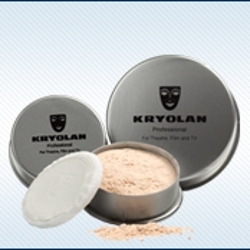 KRYOLAN TRANSLUCENT POWDER 2 OZ