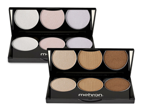 Mehron Highlight Pro 3 Color Palette