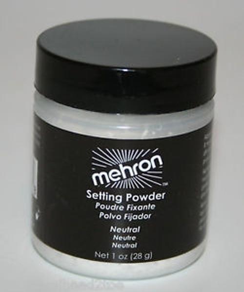 Mehron UltraFine Setting Powder .6oz