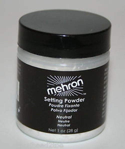 Mehron UltraFine Setting Powder .6oz