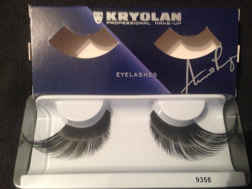 Kryolan Extra Long Flair Eyelashes