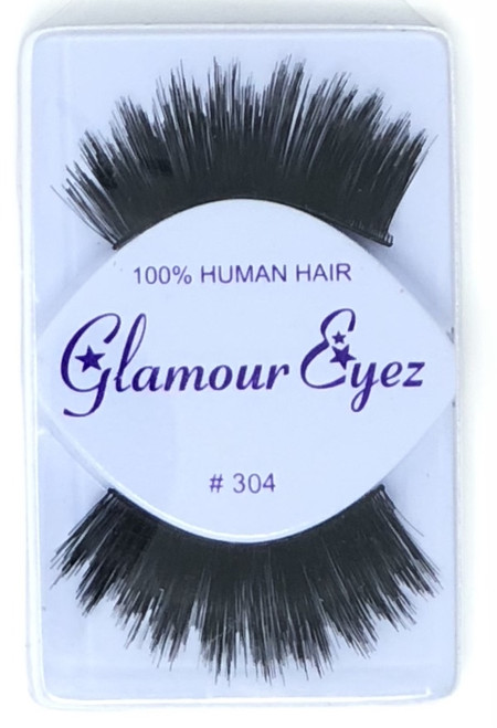 304 Eyelash - single, 1/2 dozen, dozen