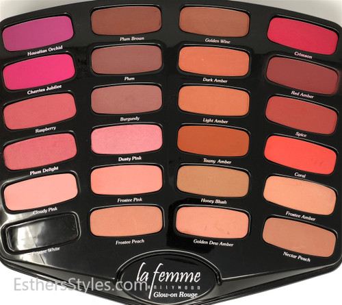 LaFemme Glow-On Rouge (Refill Only)