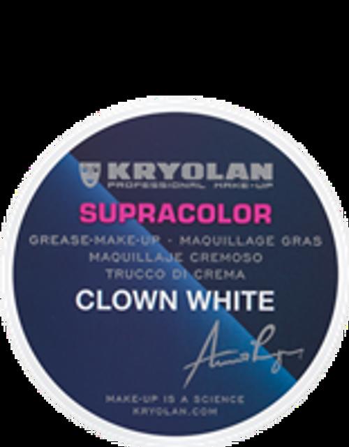Kryolan Supracolor Clown White 30g