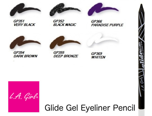 LA Girl Glide Gel Eyeliner