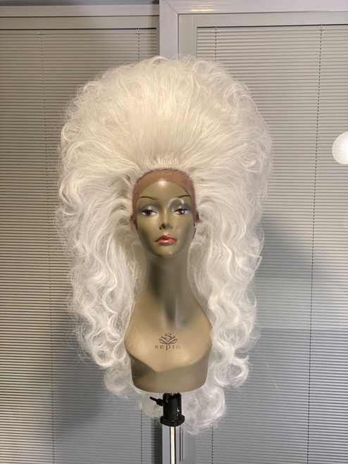Patti Lace Front Double Stack Snow