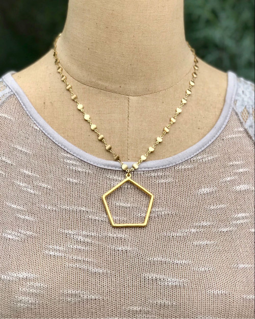 Steeple Necklace