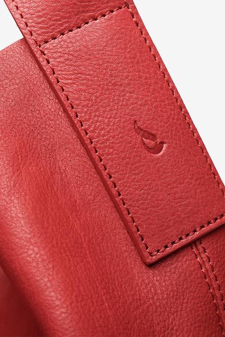 Saligna Leather Shoulder Hobo Bag