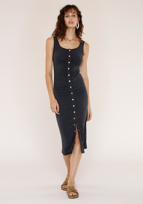 Asher Dress Black