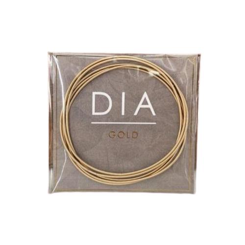 Gold DIA Bracelets