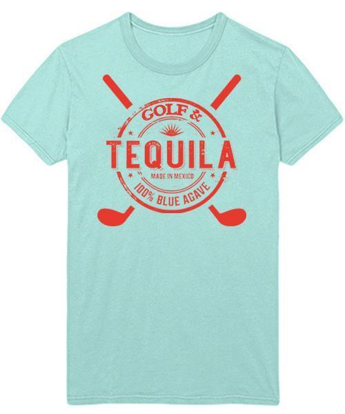 Golf & Tequila Short Sleeve Tee