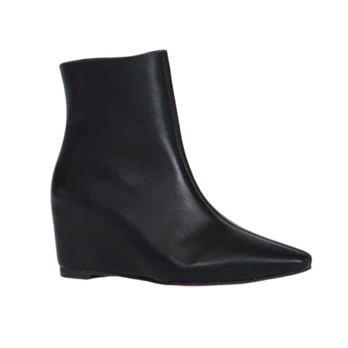 Wow Wedge Bootie