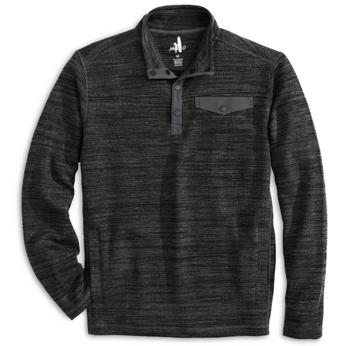 Fleetwood Ribbed Henley Pullover