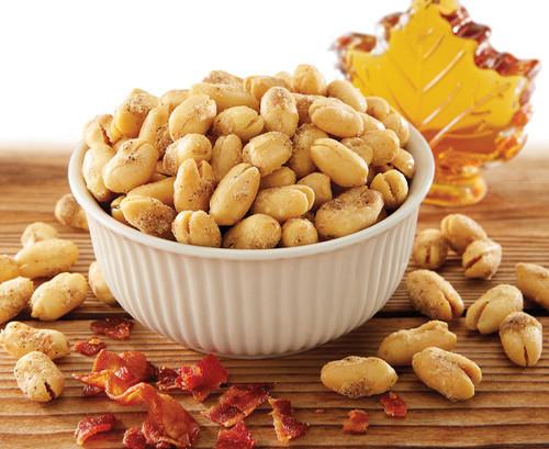 Bacon Maple Peanuts
