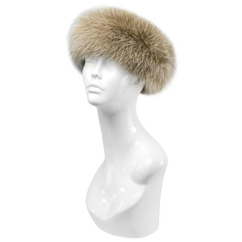 Fox FUr Headband/Collar