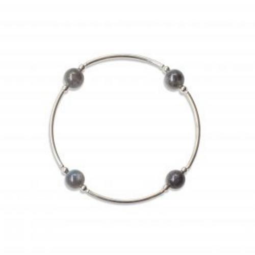 8MM Labradorite Blessing Bracelet