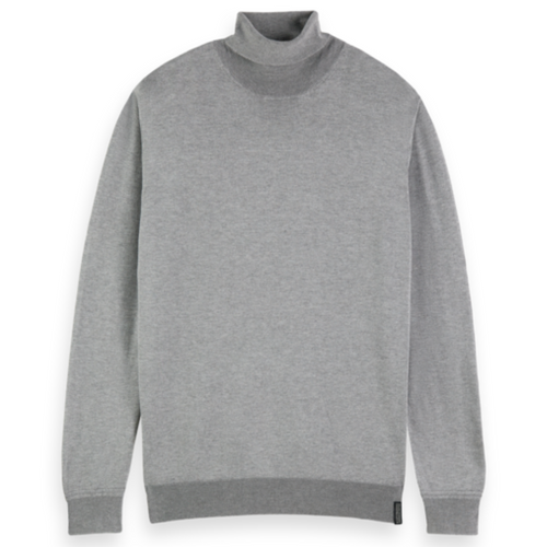 Classic Turtleneck Pullover