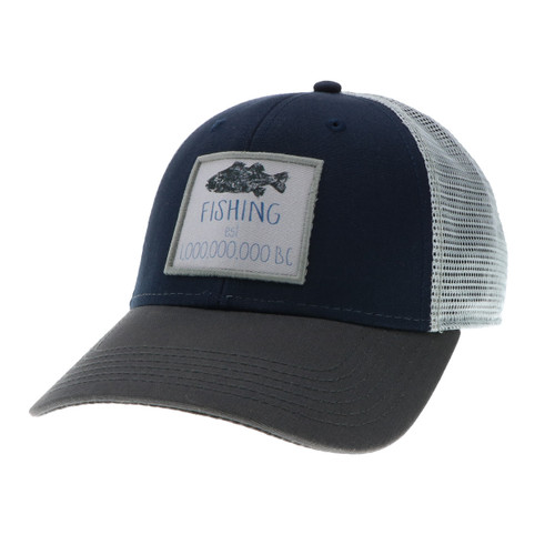 Fishing BC Navy/Dark Grey/Silver MidPro