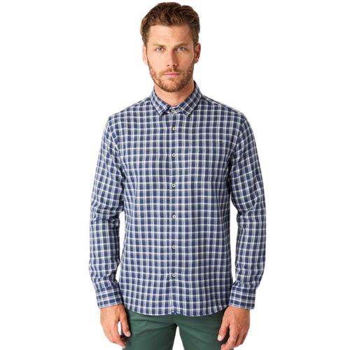 Colton Single Pocket Flannel