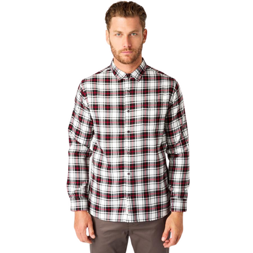 Sequoia Single Pocket Flannel