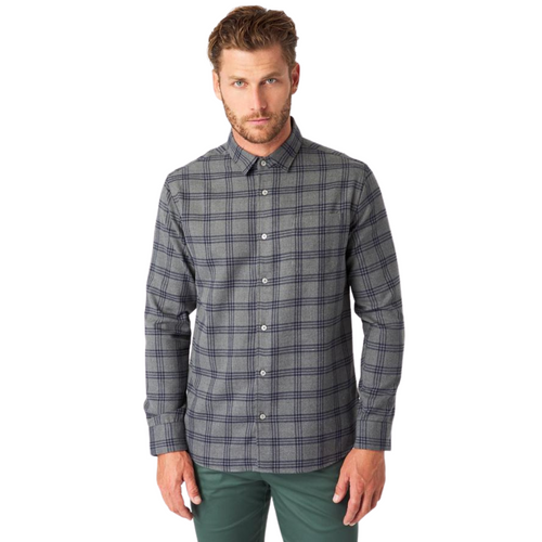 Kaine Single Pocket Flannel