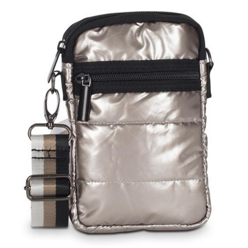 Casey Puffer Cell Phone Crossbody