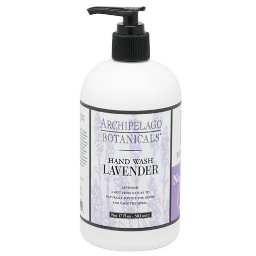 Lavender 17oz Hand Wash