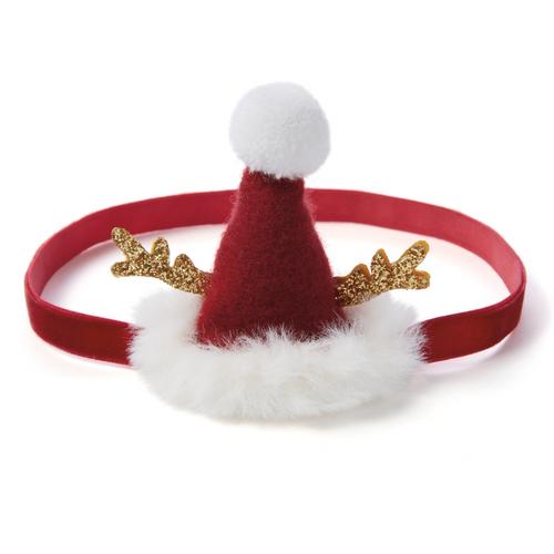 Headband - Xmas Hat