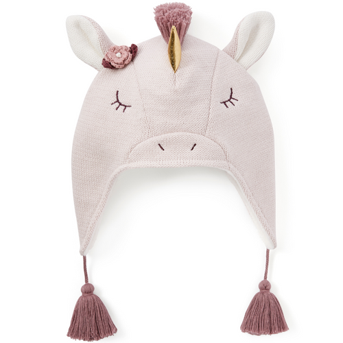 Aviator Hat - Unicorn