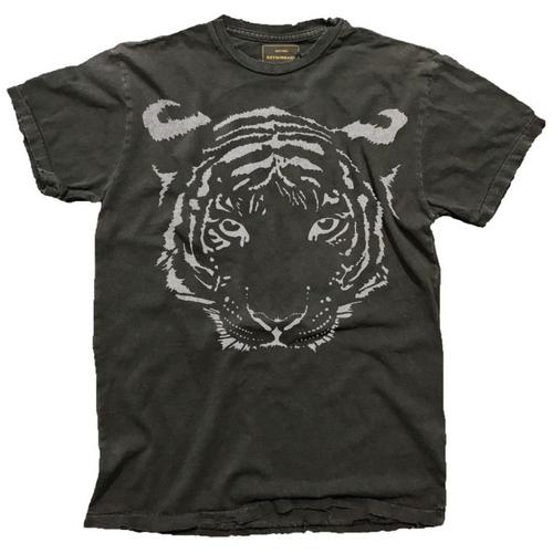 Tiger Vintage Unisex Black Label Tee