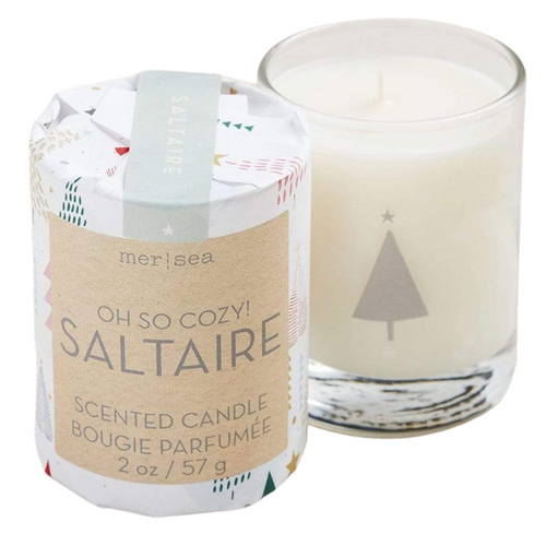 Saltaire Holiday Votive Candle