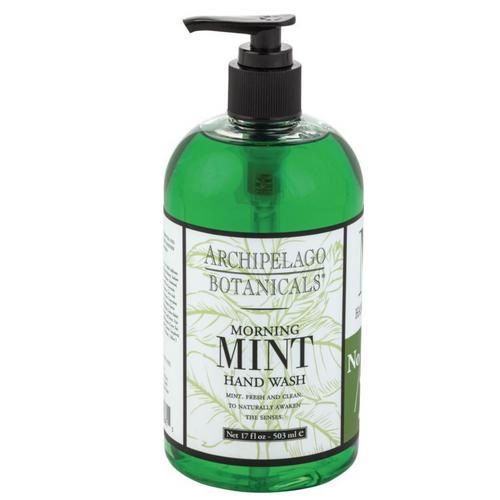 Morning Mint 17 oz. Hand Wash