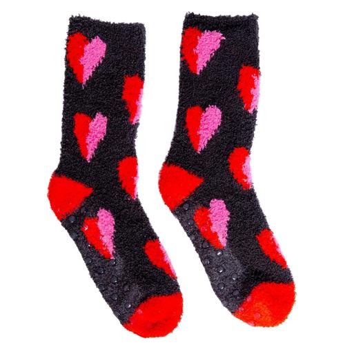 Fun Socks Hearts