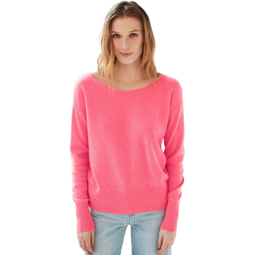 Cashmere Two Ways To Wear Top